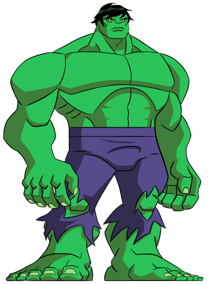 Hulk clip art free clipart images 2