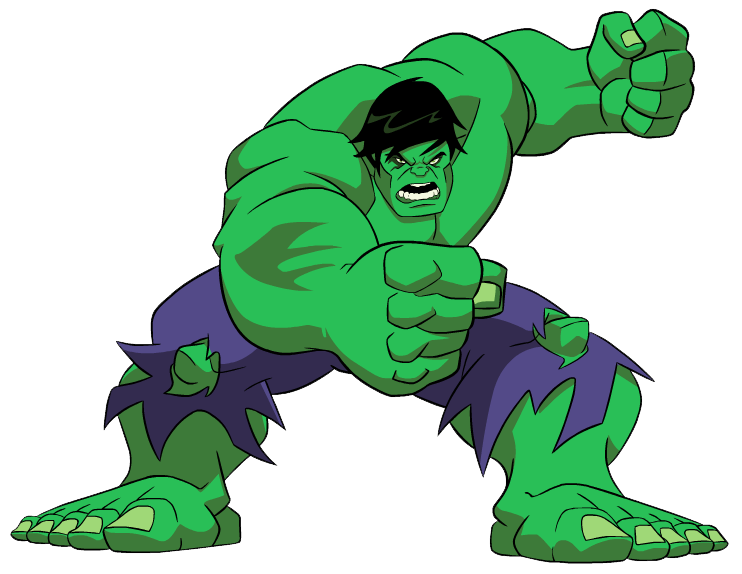 Hulk clip art free clipart images