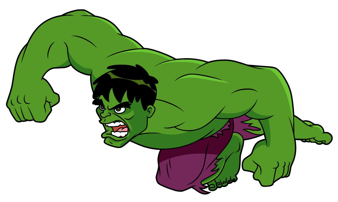 Hulk clip art hostted 2