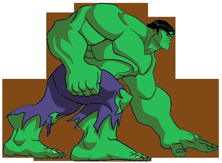 Hulk clipart 2