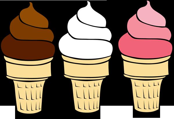 Ice cream cone clipart free images 3