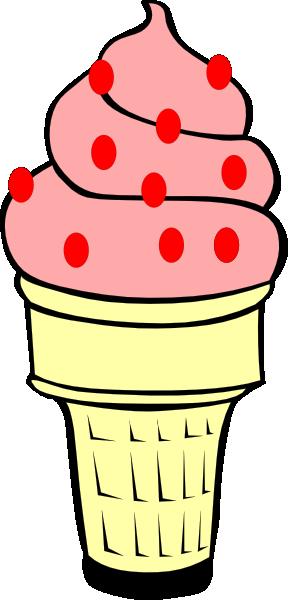 Ice cream cone clipart free images 6
