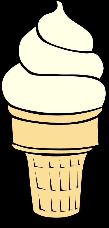 Ice cream cone clipart free images 8