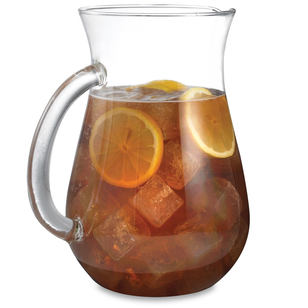 Iced tea additional pitcher for the authentic southern sweet tea brewer clip art