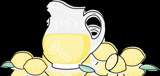 Iced tea clipart 3