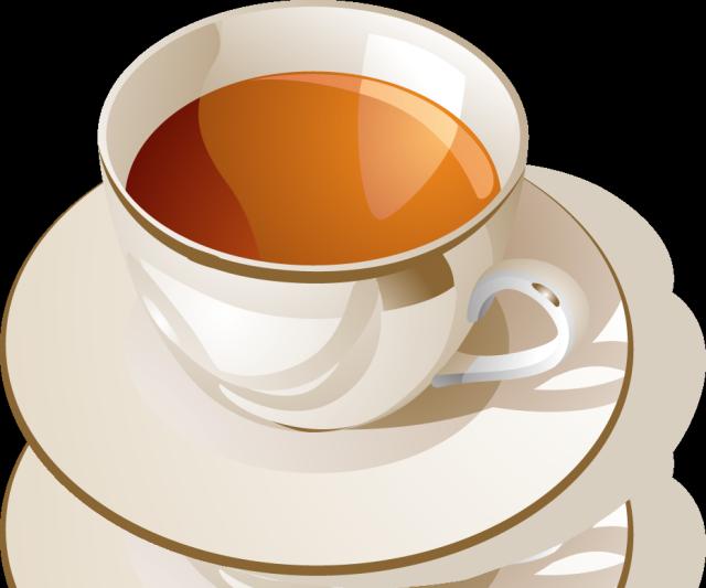 Iced tea cup of tea clip art