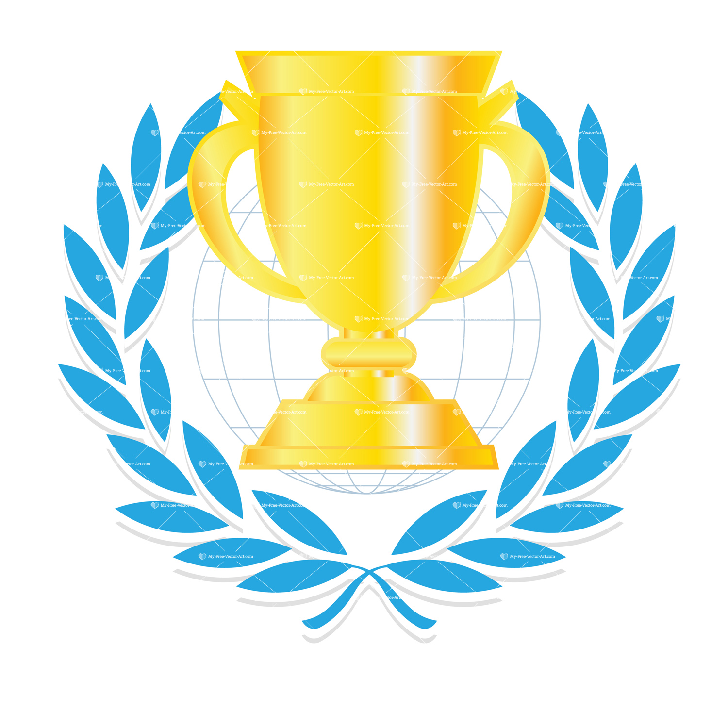 Images for trophy clipart