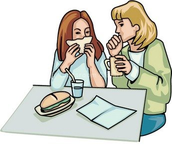 Lunch clip art free clipart images 3