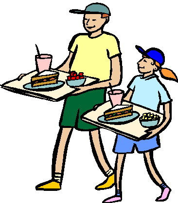 Lunch clip art free clipart images 7