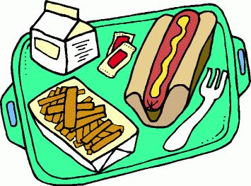 Lunch clipart 2
