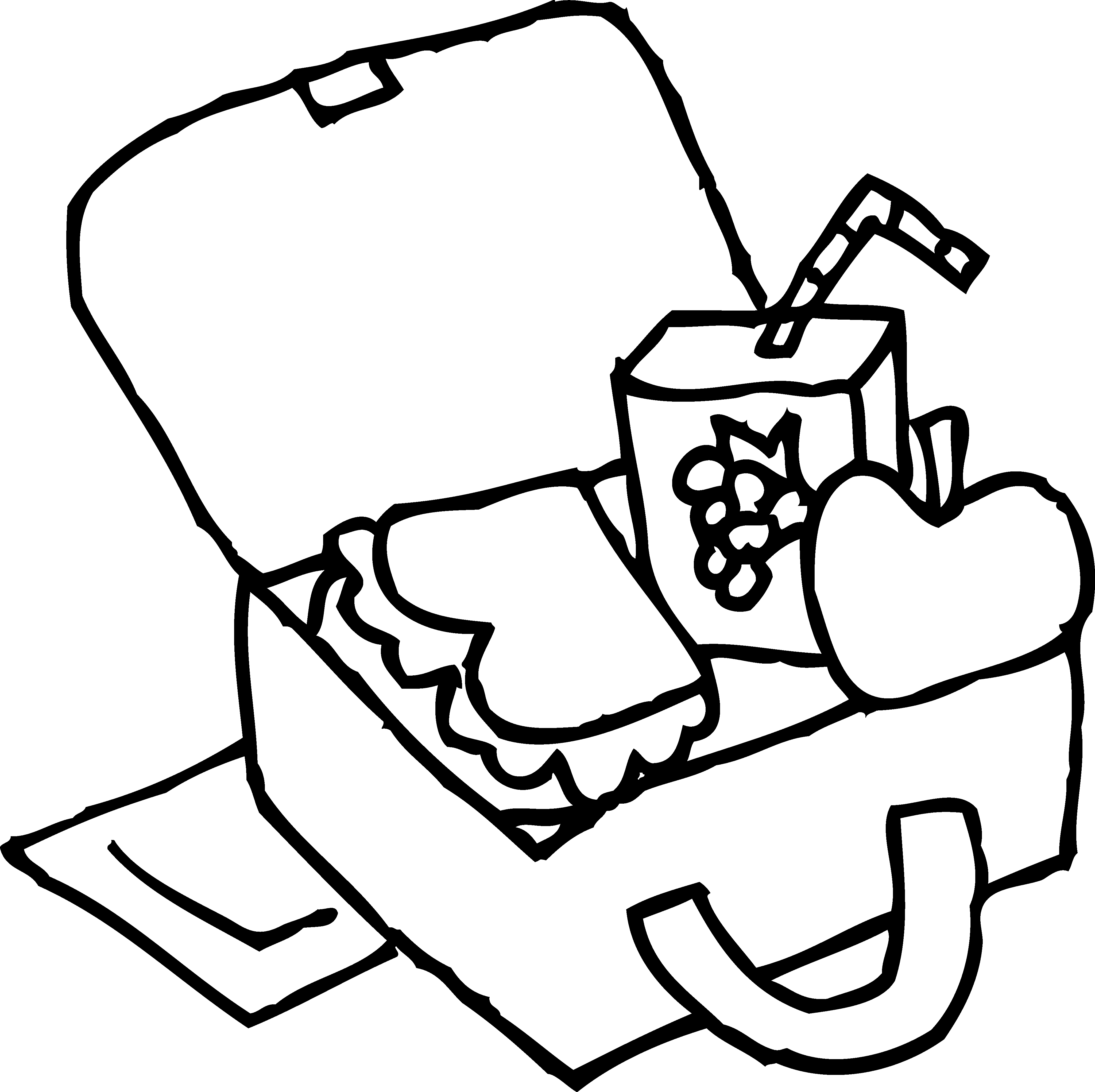 Lunch clipart 9 2