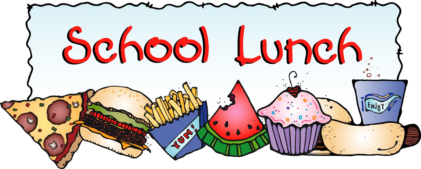 Lunch ladies clipart