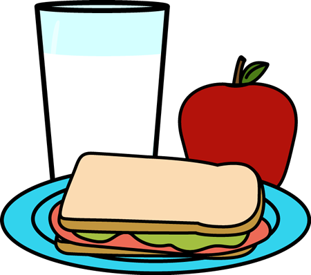 Lunch pictures clip art
