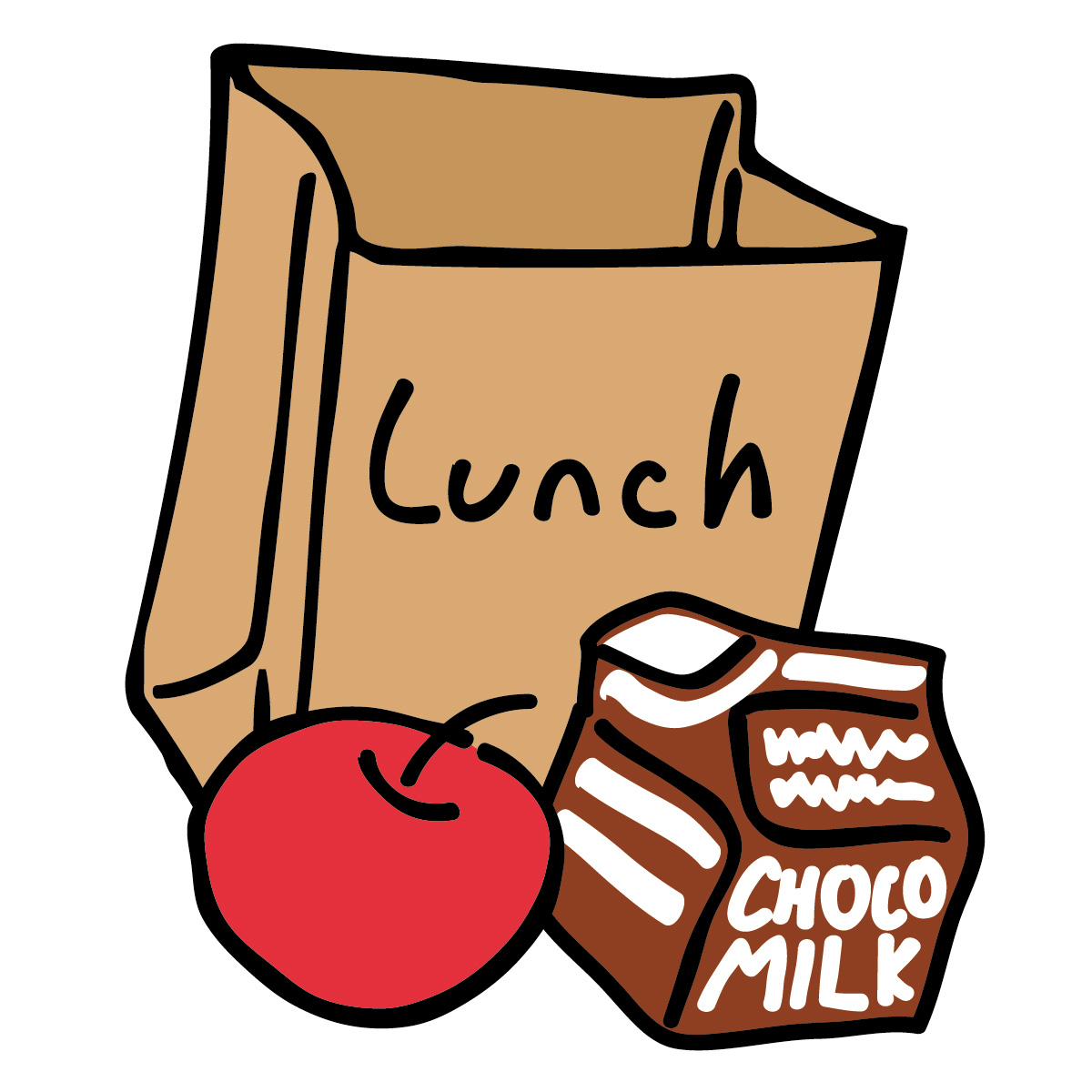 Lunch time clip art free clipart images 2