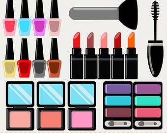 Makeup clip art free clipart images 3