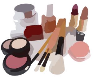 Makeup clip art tumundografico 2