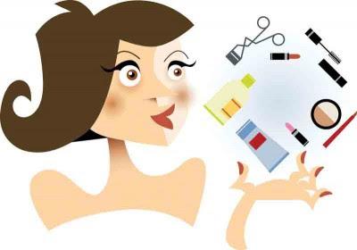 Makeup clipart 4