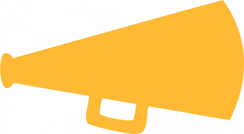 Megaphone clipart tumundografico