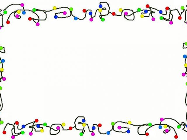 Microsoft christmas lights clipart 2