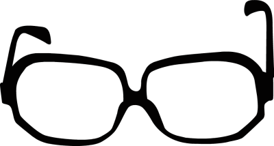 Nerd glasses clipart free images