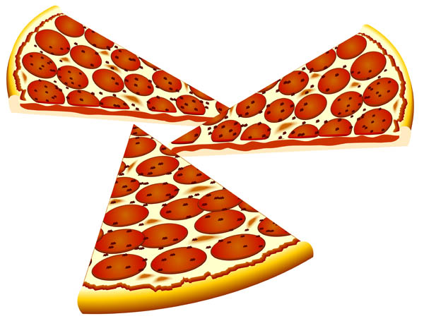Pizza clip art free download clipart images 6