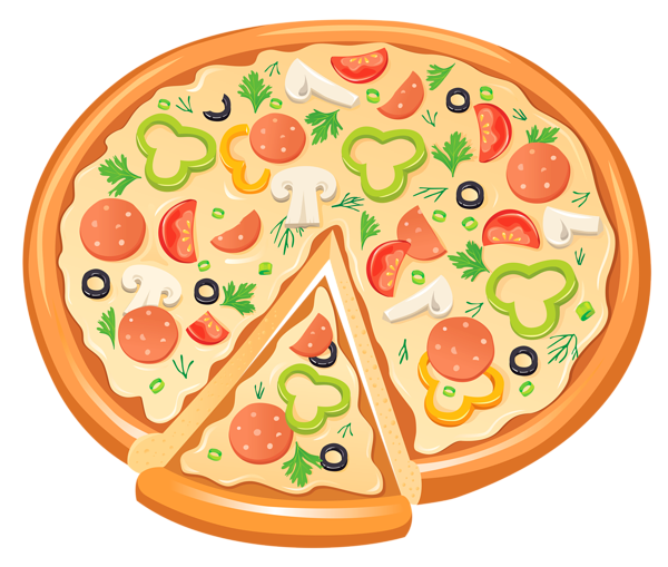Pizza clip art free download clipart images