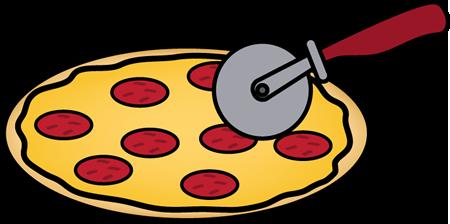 Pizza clip art transparent free clipart images 2