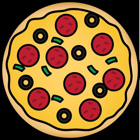 Pizza clip art tumundografico 4