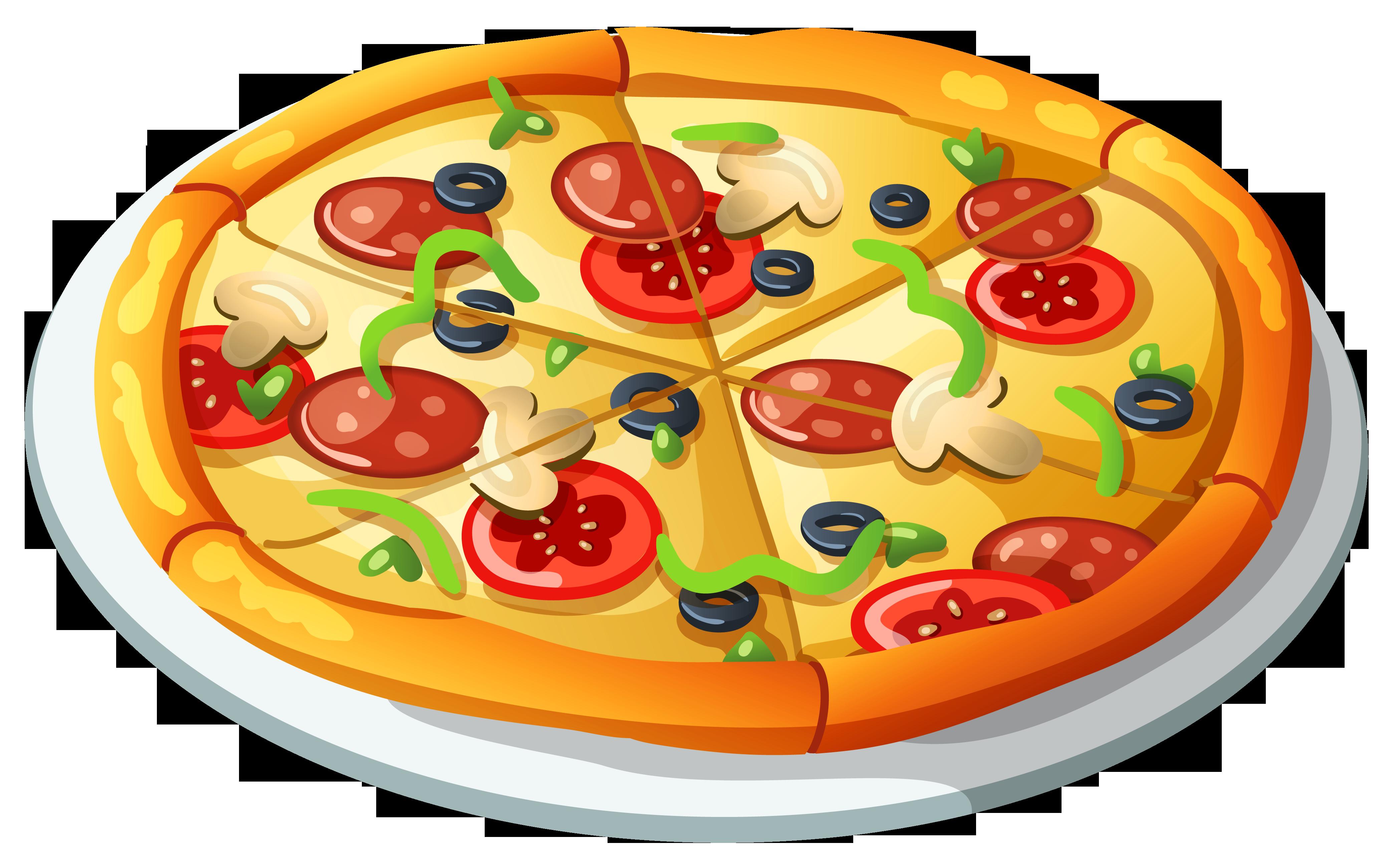 Pizza clip art tumundografico