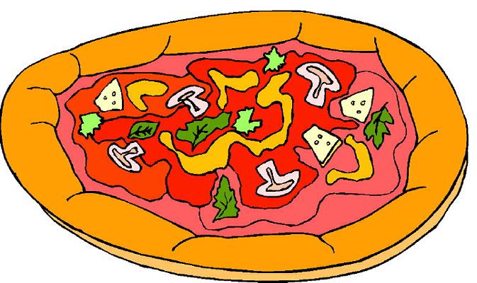 Pizza clipart 5
