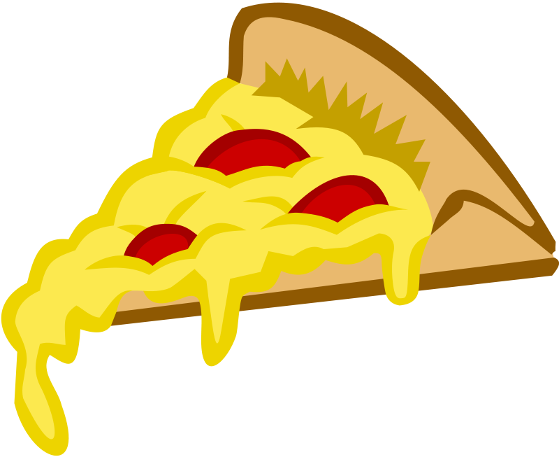 Pizza free to use clip art