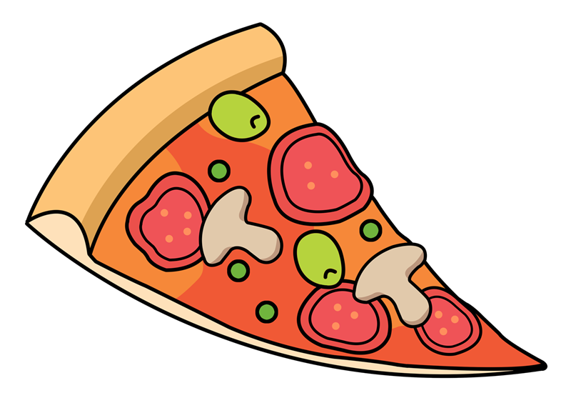 Pizza free to use clipart