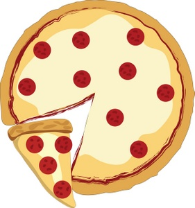 Pizza party clipart free images 5