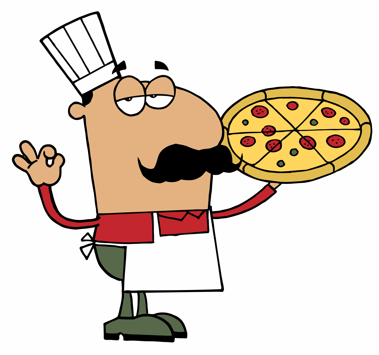Pizza party clipart free images