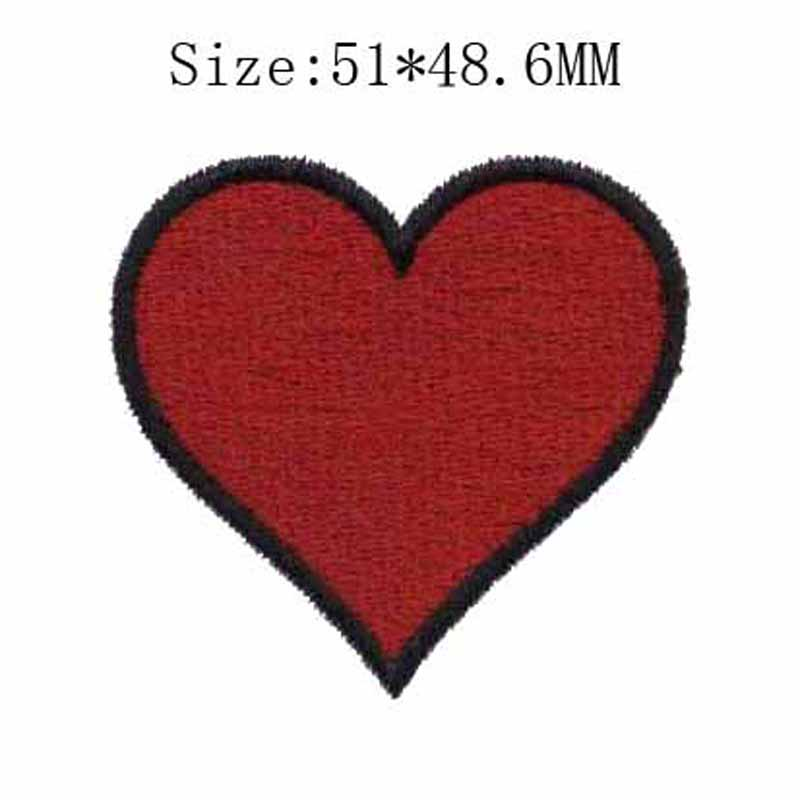 Popular black heart outline buy cheap lots