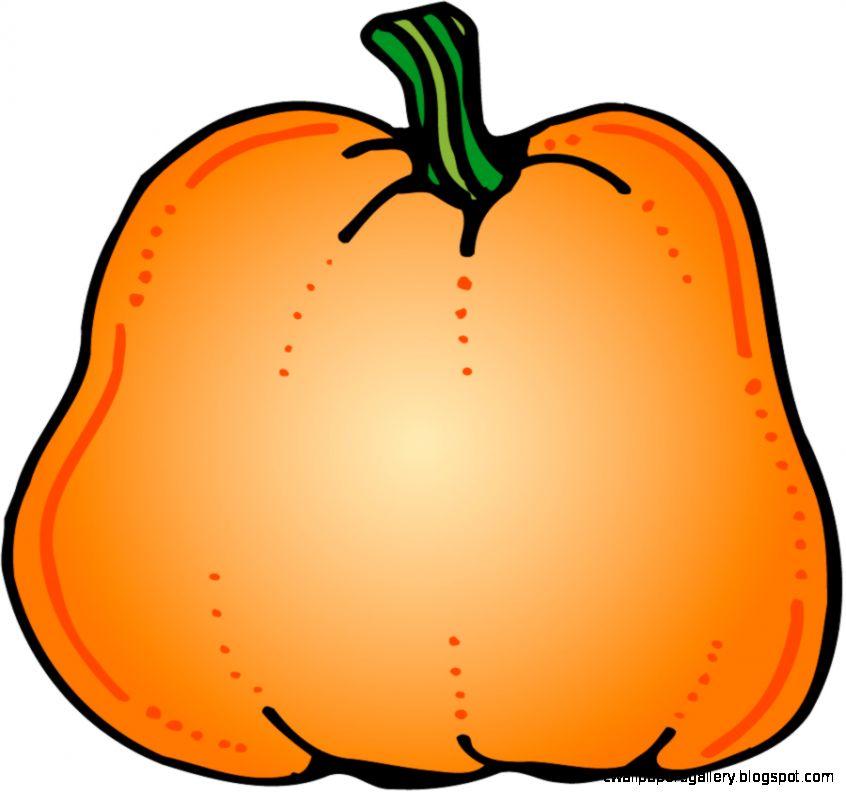 Pumpkin clip art 9