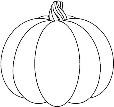 Pumpkin clipart black and white tumundografico