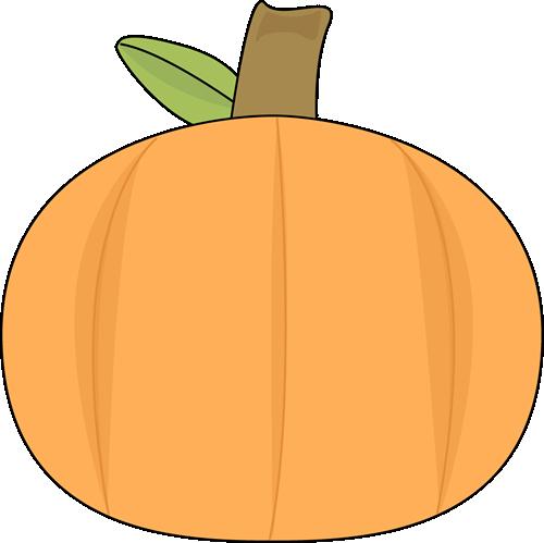 Pumpkin clipart cute