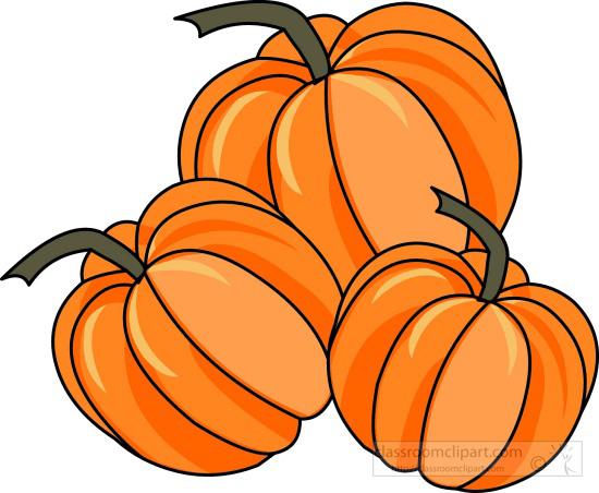 Pumpkin clipart no background