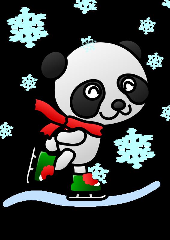 Red panda cute panda bear clipart red clip art sports of a 2