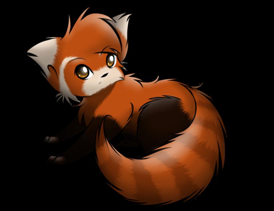 Red panda how to draw a chibi panda free download clip art 2