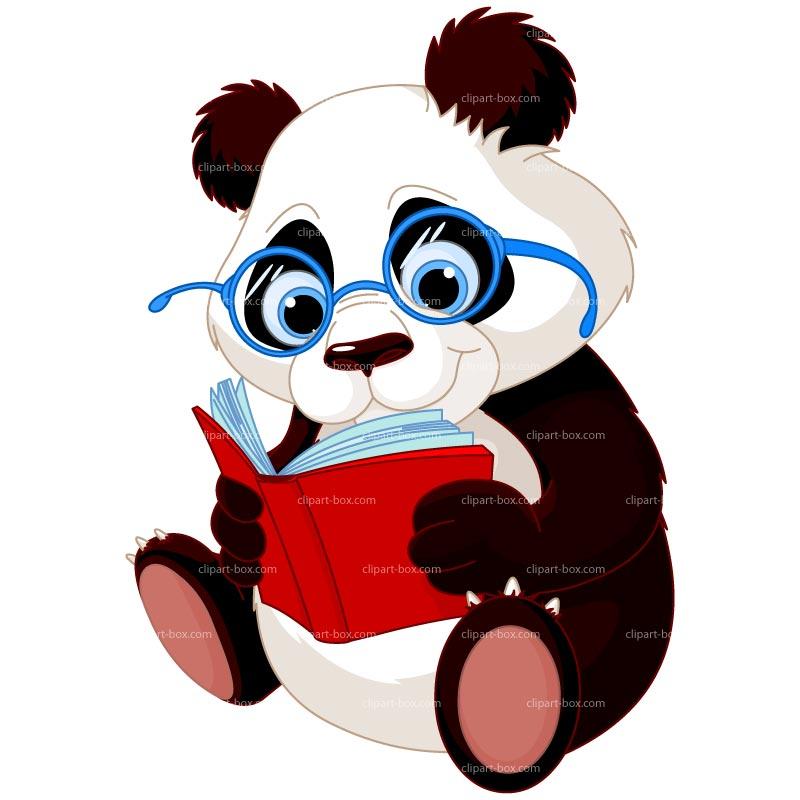 Red panda panda bamboo clipart free images