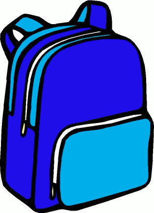 School backpack clipart free images 3