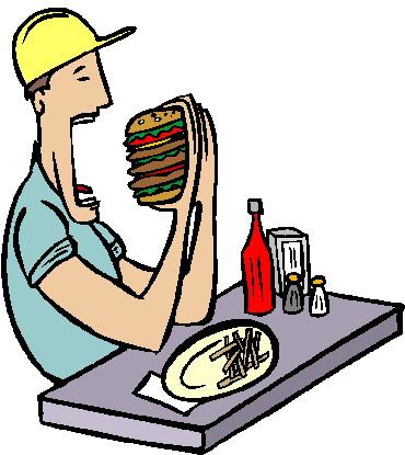 School lunch clip art 2