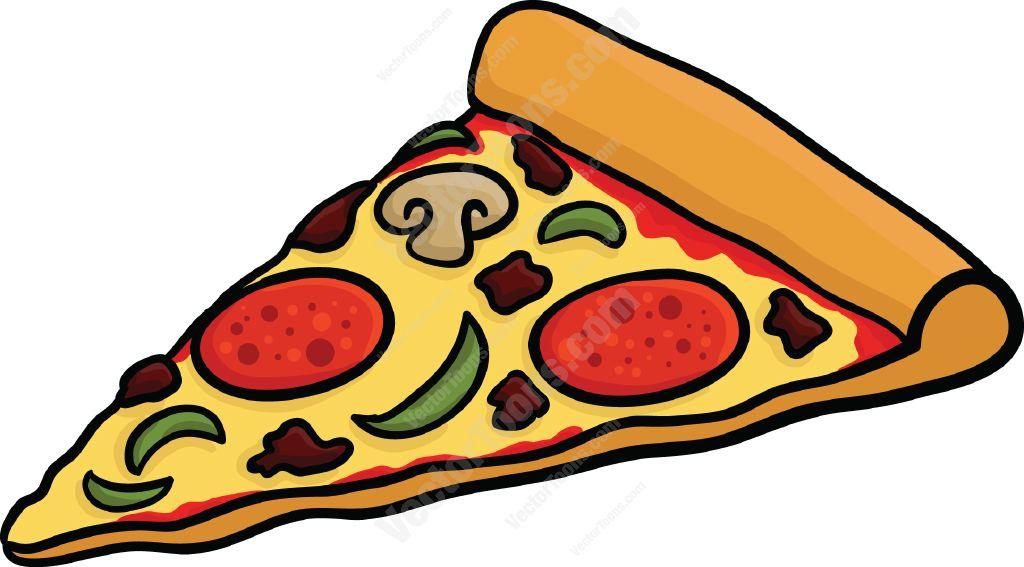 Slice of pizza clipart tumundografico
