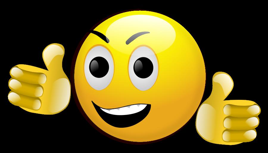Smile clip art vector clipart