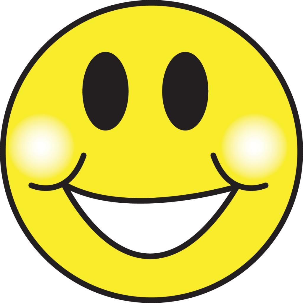 Smiley face clip art dr odd 2