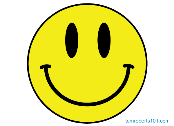 Smiley face clip art emotions free clipart images 4