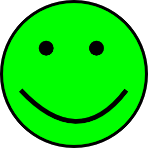 Smiley face clip art emotions free clipart images 6