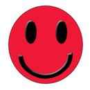Smiley face crazy clip art smiley eyes vector 2